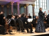 Matthew Passion, March 2016, 'Aus liebe'. Reiko Tsuiki - flute. In Grote Kerk in Den Haag