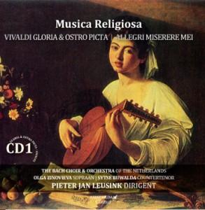 Musica Religiosa CD1