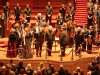 Last concert of The Matthew Passion tour of 27 concerts. March 2016, The Concertgebouw in Amsterdam