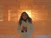 Ave Maria by Caccini in the Ice Hotel in Kemi