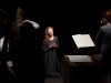 Recoding of the aria \'Blute nur\' for the documentary film \'Erbarme dich\' - Matthäus Passion stories, regisseur Ramon Gieling, Schram studio, Amsterdam Noord, producent Key Docs, Foto Bob Bronshoff, June 2014